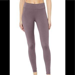 Danskin purple grey workout leggings